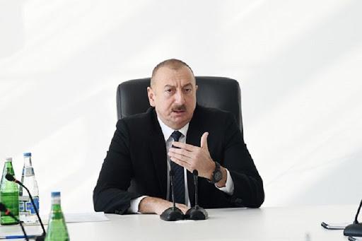 """""""Sorosun tör-töküntüləri KTMT-nin müttəfiqləri ola bilməz"""" - İlham Əliyev"""