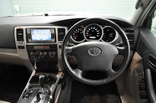 2005 Toyota Hilux Surf Ssr G 4wd For Tanzania Japanese