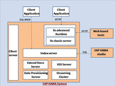 Introduction to SAP HANA and SAP HANA Admin