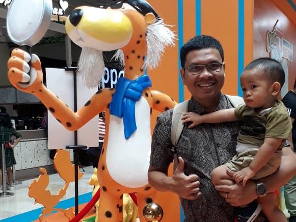 Menikmati Sejenak Waktu di Museum Cheetos Indonesia @KotaKasablanka