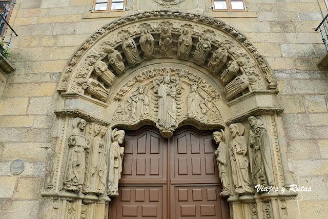 Colegio de San Xerome, Santiago de Compostela
