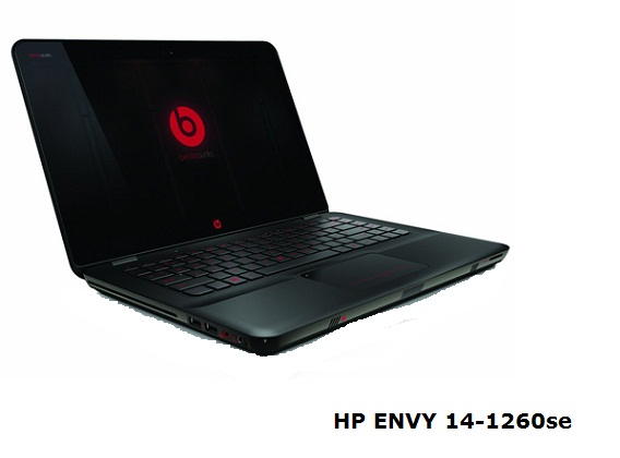 HP ENVY 14-1260se laptop review