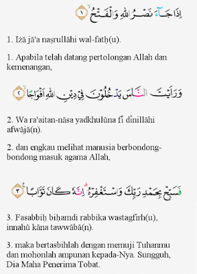 Surat An Nashr Dan Artinya : surat, nashr, artinya, Abi_idola:, SENANGNYA, BELAJAR, SURAT, NASHR