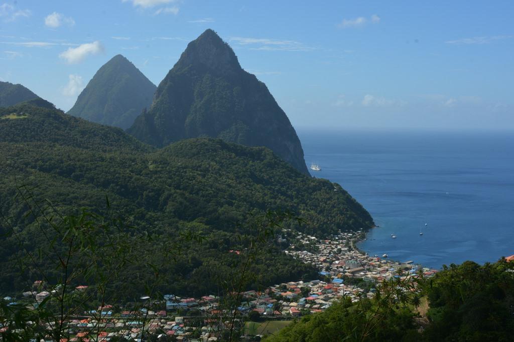 Explore The Beauty Of Caribbean: Amusement Parks: The Pitons
