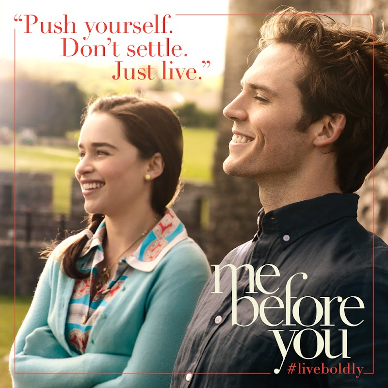 Me Loving You, Me Before You