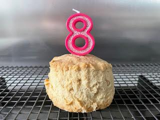 National Trust Scone Blog Birthday