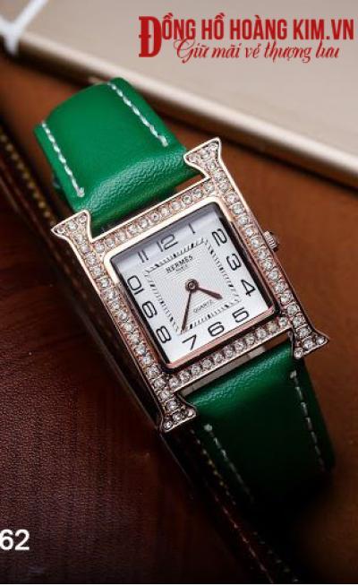 đồng hồ nữ dây da đẹp cá tính