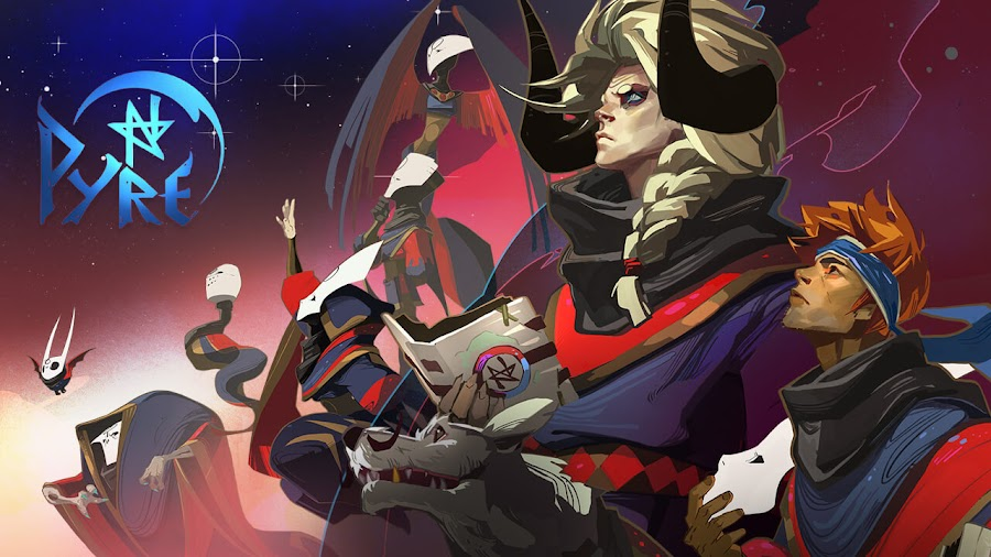 pyre game ps4 4k