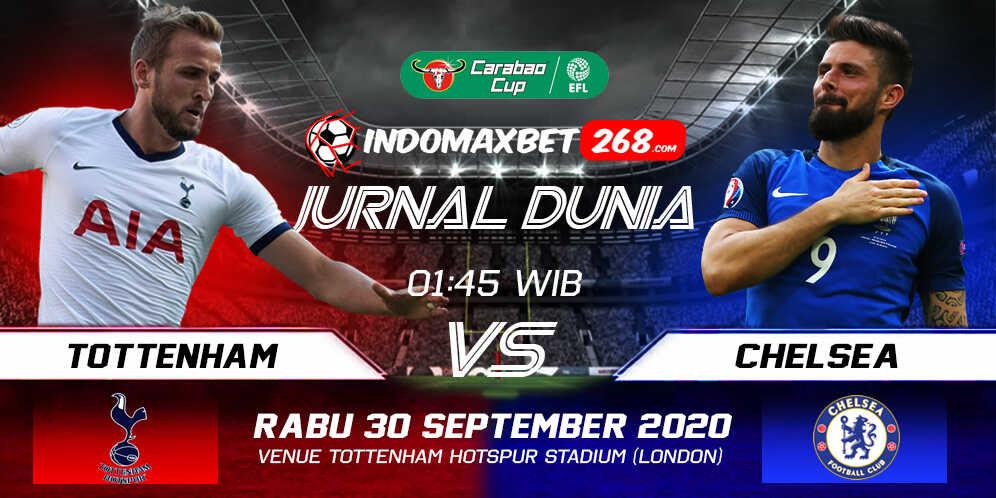 Prediksi Tottenham Hotspur Vs Chelsea 30 September 2020 Pukul 01.45 WIB
