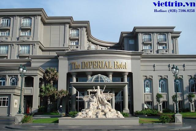 Khách sạn Imperial 5 sao Vũng Tàu