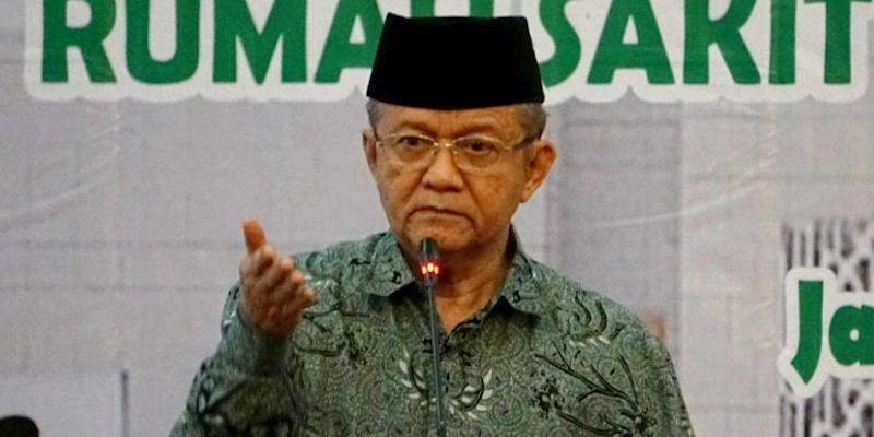 Kecewa Kebijakan Miras Jokowi, Ketua Muhammadiyah: Bangsa Ini Seperti Kehilangan Arah!