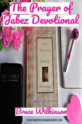 Christian Book Review: The Prayer of Jabez Devotional by Bruce Wilkinson