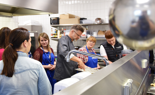 Kochkurs mit Jörg Götte