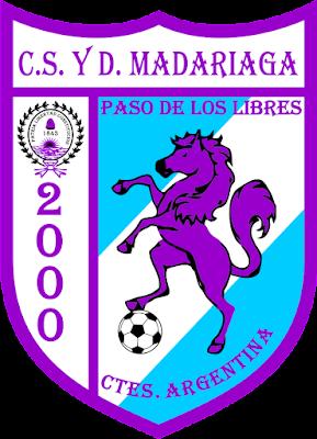 CLUB SOCIAL Y DEPORTIVO MADARIAGA