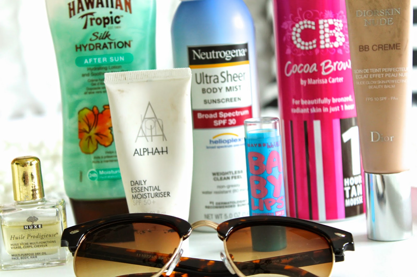 Neutrogena Ulta Sheer Sunscreen