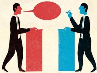 contraargumento debate