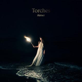 Aimer (エメ) - Torches lyrics lirik 歌詞 terjemahan kanji romaji indonesia english translation detail single CD DVD tracklist Anime Vinland Saga ending theme song