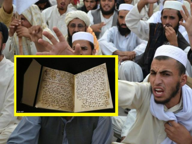 What Was Just Found In This 7th Century-Old Quran Has Islamists Panicking