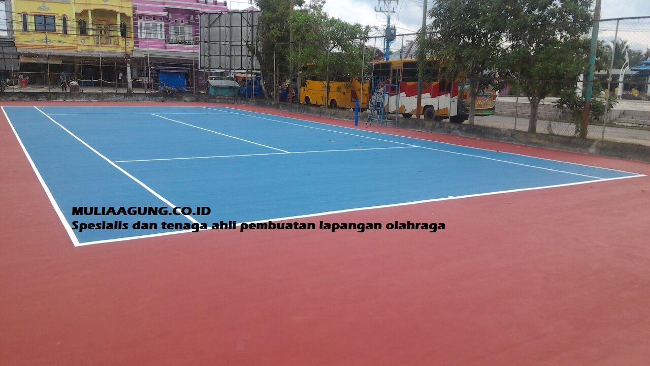 Rencana Anggaran Pembuatan Lapangan Tenis, Analisa Harga