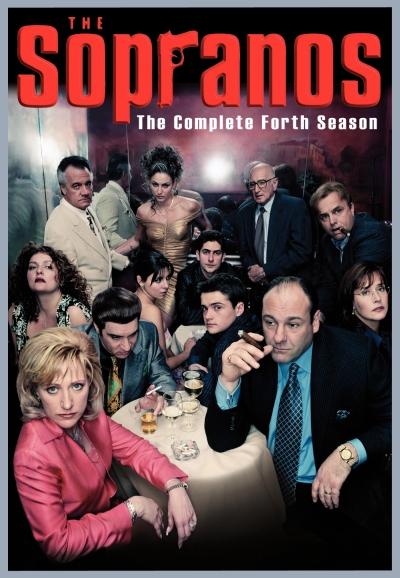 The Sopranos (2002) Cuarta Temporada REMUX 1080p Latino – CMHDD
