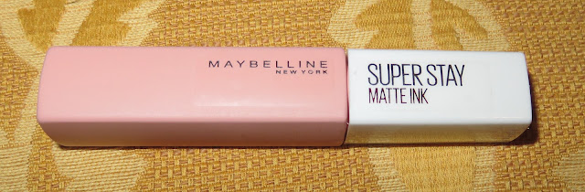 Superstay Matte Ink Liquid Lipstick  da Maybelline
