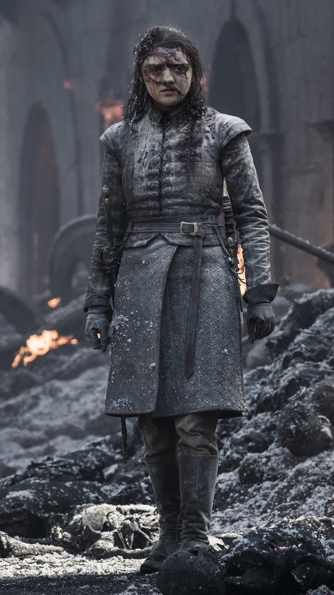 Arya Stark Game Of Thrones Season 8 4k Wallpaper 96