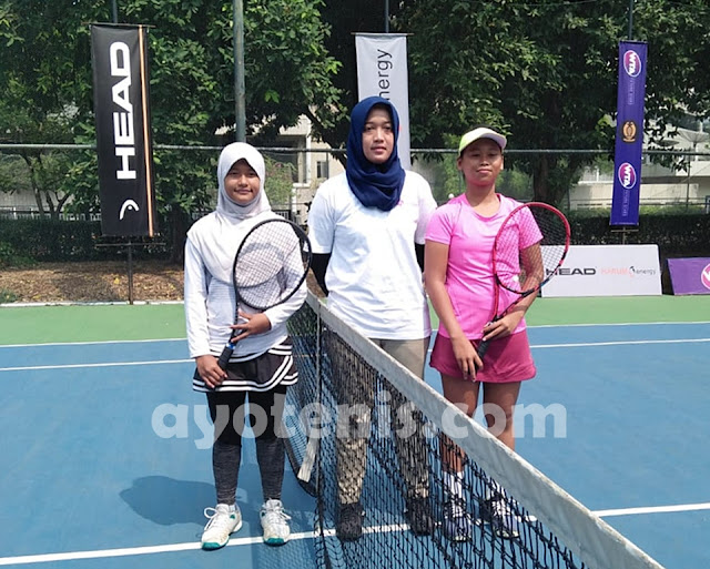 WTA FUTURE STARS - Indonesia Qualification: Kalahkan Cylova, Naura Makin Mendekati Shenzhen