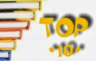 Top 10: najlepsze książki na lato