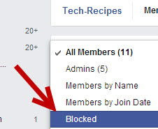 How Can I Unblock Someone from a Facebook Group?