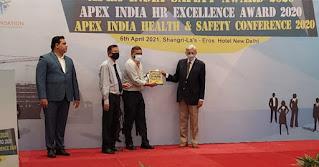 मराल को औद्योगिक सुरक्षा क्षेत्र में गोल्ड टॉफी पुरस्कार