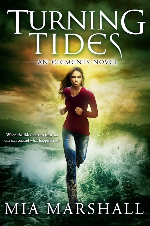 Review: Turning Tides by Mia Marshall