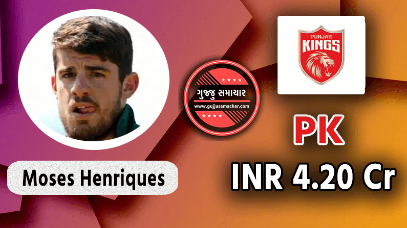 Moses Henriques to PK