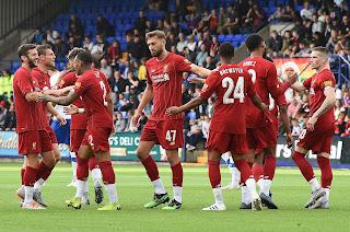مشاهدة مباراة ليفربول و برادفورد سيتي بث مباشر اليوم الأحد 14/07/2019 مباراة ودية أندية