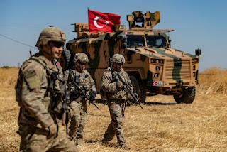 Balas Kematian Tentaranya, Turki Serang 115 Posisi Militer Rezim Syiah Nushairiyah