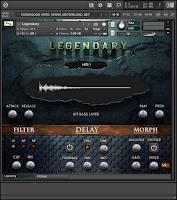 Download Legendary (Kontakt & WAV) for free