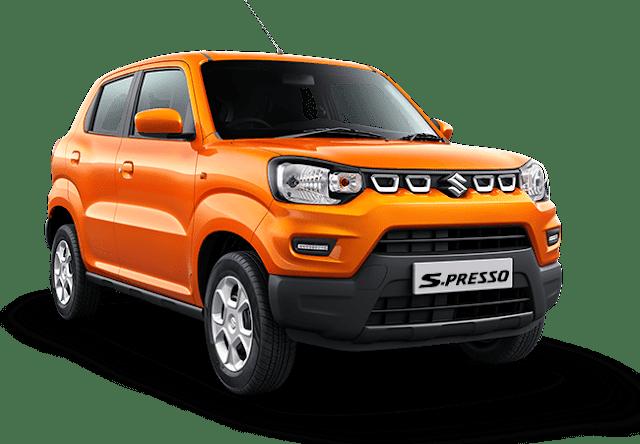 Suzuki Spresso Price in Nepal