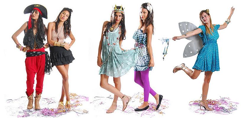 Melhores fantasias para mulheres carnaval 2015