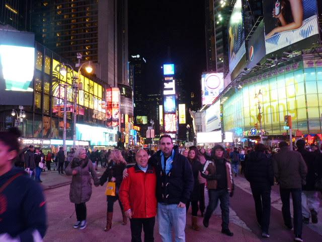 Publicidad en Times Square