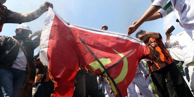 Faham dan Kegiatan Komunisme Tidak Memiliki Hak Hidup di Tanah Air