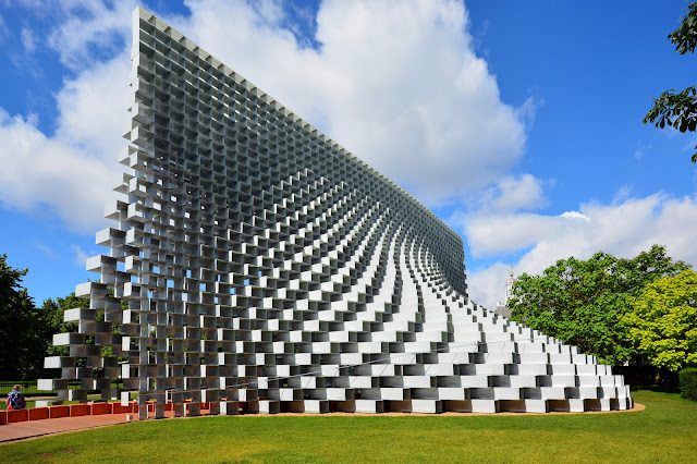 BIG Architects-serpentine-pavilion-Londra