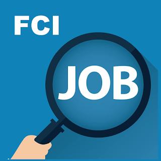 FCI recruitment 2021,fci vacancy 2021, fci agriculture vacancy 2021,