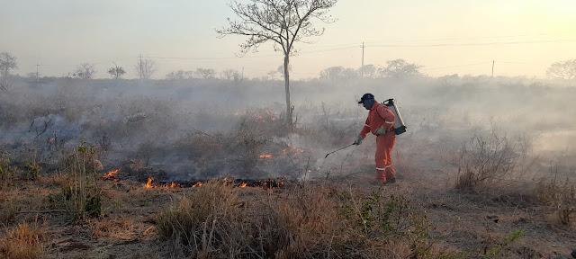 Llama Procivy a mantener la guardia en alto, para evitar aumento de incendios