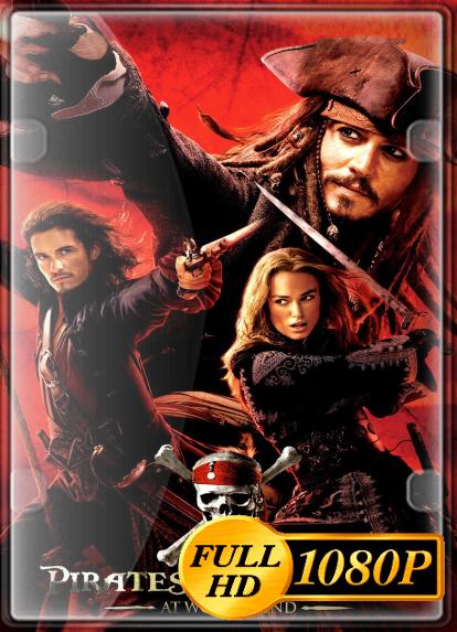 Piratas del Caribe - En el Fin del Mundo (2007) FULL HD 1080P LATINO/INGLES