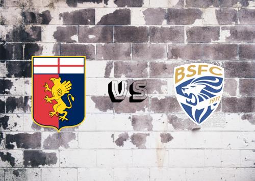 Genoa vs Brescia   Resumen