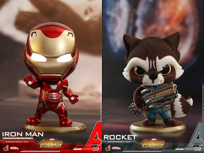 Avengers: Infinity War Cosbaby Mini Figure Series 1 by Hot Toys x Marvel