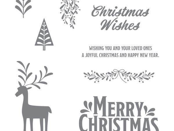 July Christmas Kit Cards Revealed