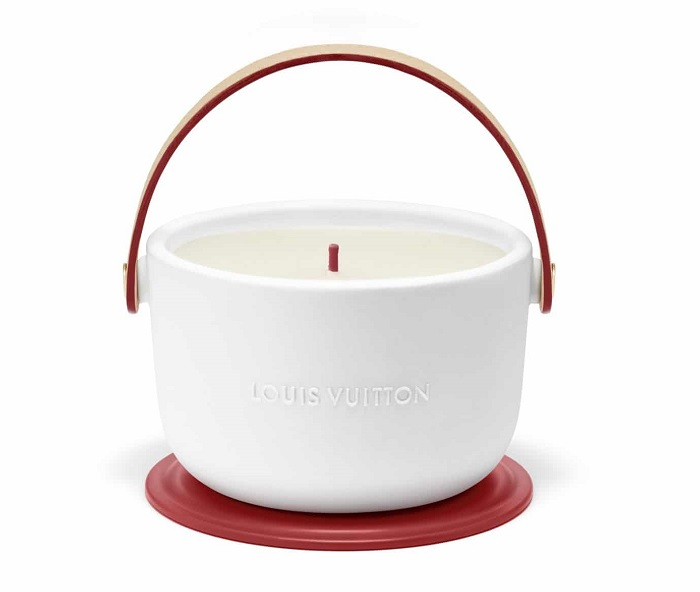Louis Vuitton I RED AIDS Scented Candles