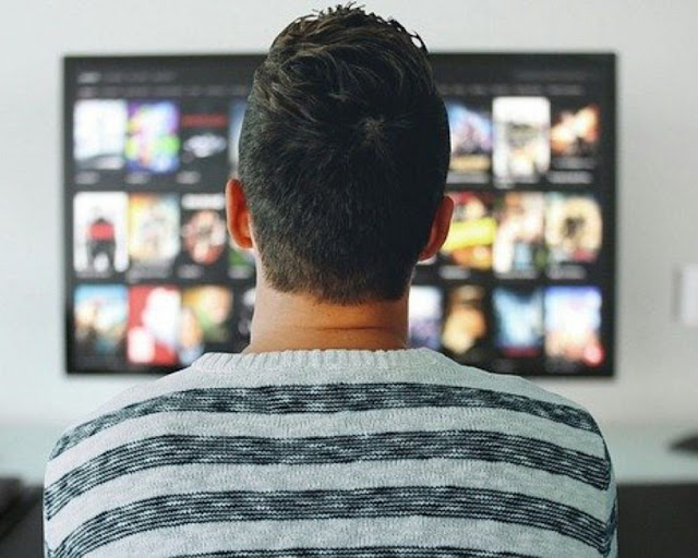 Watching TV random facts