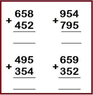 Maths worksheet for class 2, homework help, Self Study Mantra