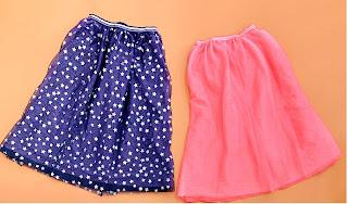 Chân váy kim tuyến voan dài maxi bé gái, size từ 4 đến 16T.